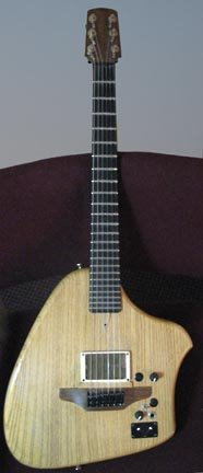 Adrian Legg Ergonomic Electric Guitar