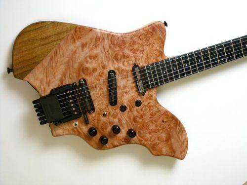 Baritone Guitar Front