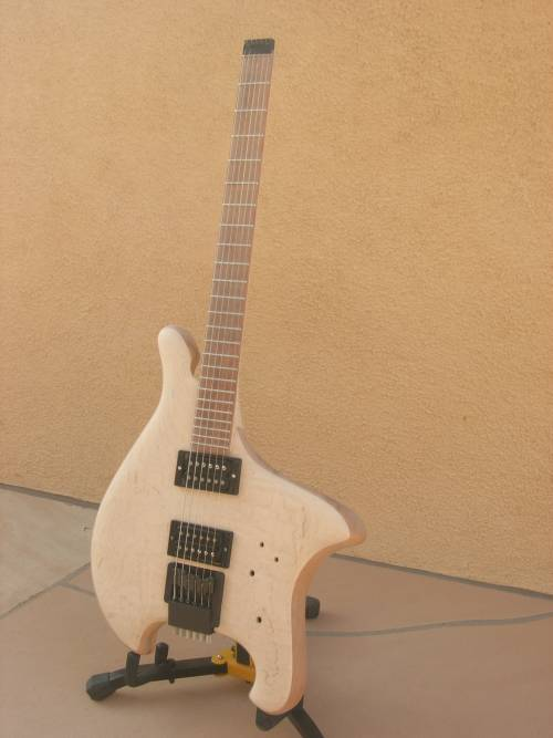 Canton Electric Guitar Front