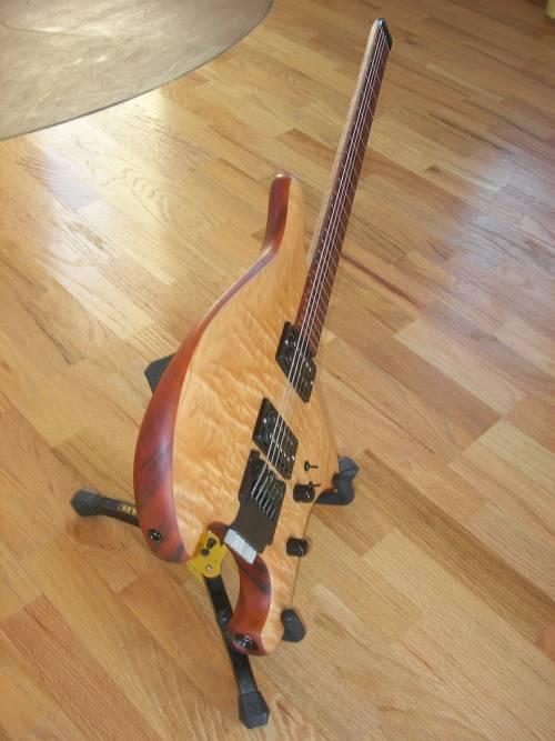 Canton Ergo 2 Electric Guitar Side View