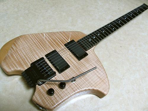 Canton Klein Custom Guitar