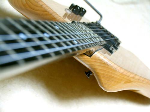 Down the Guitar Neck