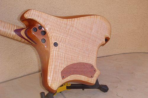 Miller Guitar Backup