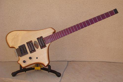 Tim Miller Prototype Hollowbody Guitar