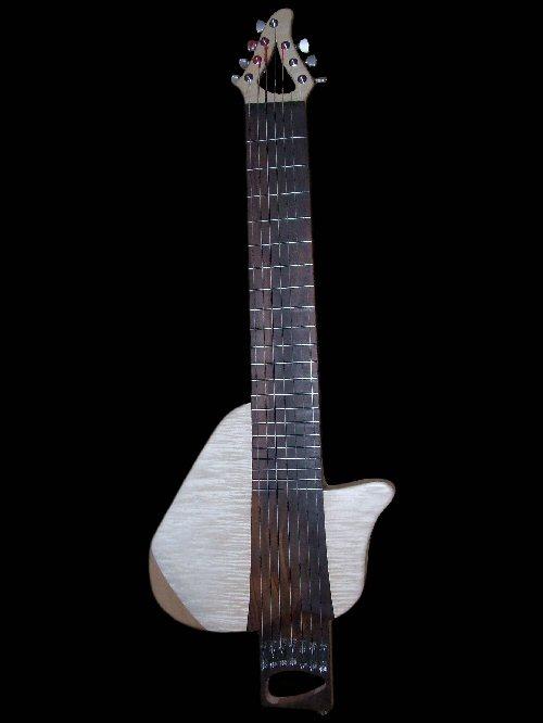 Extended Range Bass Guitar