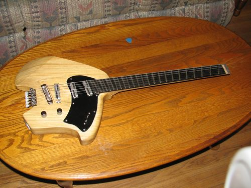 Klein Electric Guitar Copy