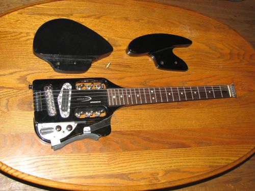 Speedster Travel Guitar Mod