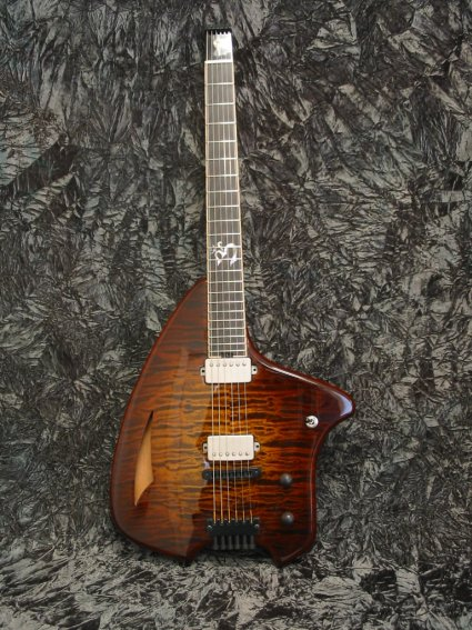Forshage Hollow Body Guitar
