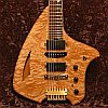 The Forshage Hollow Body Electric Guitar