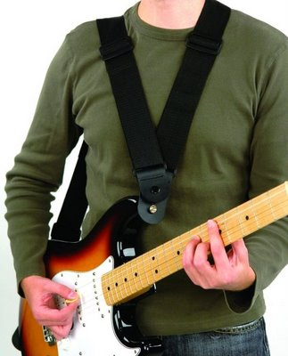 The Dare Guitar Strap Now Available Through Planet Waves