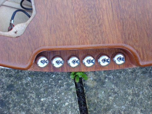 MaSH Guitar Steinberger Tuners
