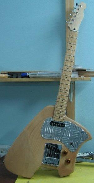 Kleincaster Guitar