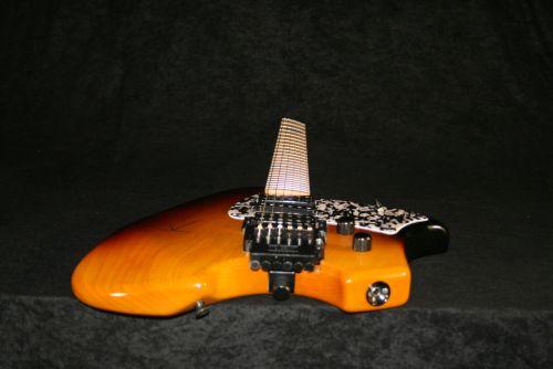 Klein Guitar Torzal Twist Neck
