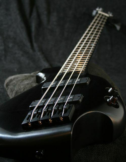 Padilla Style Bass Guitar