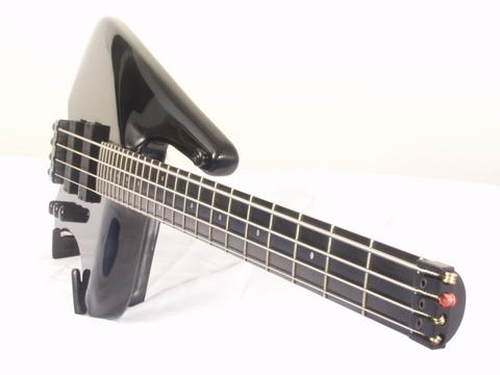 KX-bass neck view