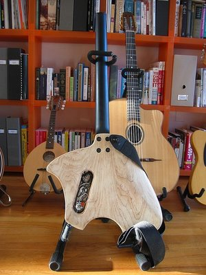 Doland Klein Guitar Replica Back