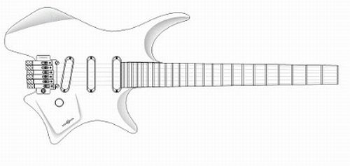 Strandberg Electric Guitar